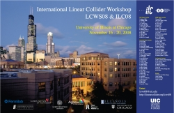 LCWS08 and ILC08