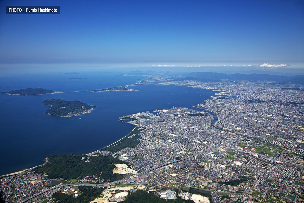 Fukuoka city view (Courtesy: Fukuoka City)